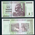 ZIMBABWE 50,000,000,000,000 Dollar Banknotes UNC GENUINE 50 TRILLION GREAT PRICE
