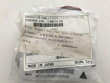 Okuma Corp. P200funckey Flatcable (H) E9110-03N-002 Made in Japan