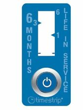 Timestrip Time Indicator Label, 19 x 40 mm, 6 Months All Water Filters