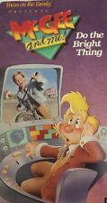 McGee And Me-Episode 7-Do The Bright Thing(VHS)-TESTED-RARE VINTAGE-SHIPS N 24HR