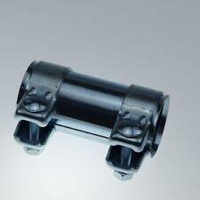 Auspuffschelle 48 mm Rohrschelle Endtopf Gewinde M8 Neu