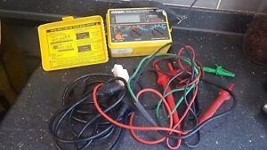 Robin Digital Multi Function Tester KTS1610