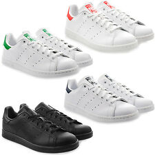 Neu Schuhe ADIDAS ORIGINALS STAN SMITH Herren Exclusive Sneaker Turnschuhe LEDER