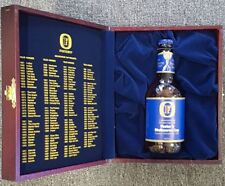 FOSTER'S LIMITED EDITION MELBOURNE CUP PRESENTATION BOX AND BOTTLE