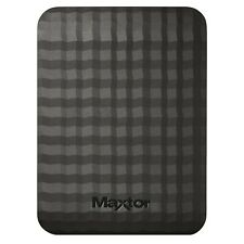 "NEW MAXTOR M3 HX-M101TCB 1TB USB 3.0 2.5"" Portable External HDD for Data Backup"