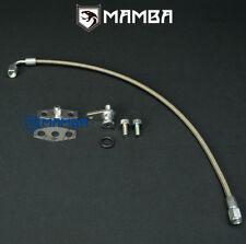MAMBA 03~07 6.0L Ford F250 F350 Powerstroke PowerMax GT37 Turbo Oil Feed Line