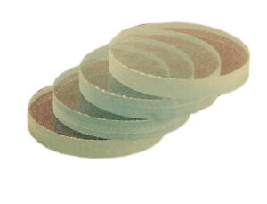 vetro vetrino di ricambio per contatore contatori acqua Ø 63 mm sisma