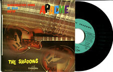 """THE SHADOWS  """"APACHE""""    4 TRACK FRENCH EP"""