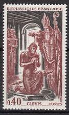 FRANCE TIMBRE NEUF N° 1496  **  CLOVIS