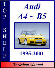 Audi Books and Manuals