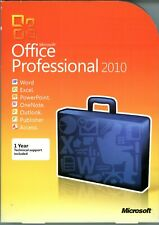 Microsoft Office Professional 2010 Software for Windows (269-14964)