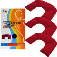 Sicura Termica Rosso Scalacollo Triple Pack, Forno a Microonde Riutilizzabile Chill caldo/freddo