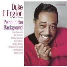 Piano in the Background [Bonus Tracks] / Duke Ellington (CD, 2004, Columbia) NEW