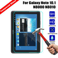Tempered Glass Screen Protector Tablet For Samsung Galaxy Note 10.1 N8000 N8010