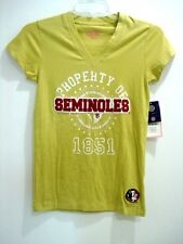 E5 SEMINOLES T-Shirt Women's Junior Size Medium