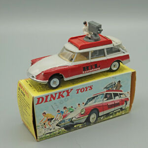 French Dinky 1404 Citroen ID19 Estate Car RTL Very Near Mint Boxed RARE
