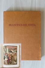 FRANCESCO DEL COSSA  - Alberto Neppi - Silvana Ed. 1958