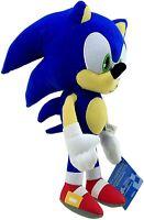 "Official Sonic the Hedgehog 12"" Plush Stuffed Figure SEGA Boy Girl Kids Toy Gift"