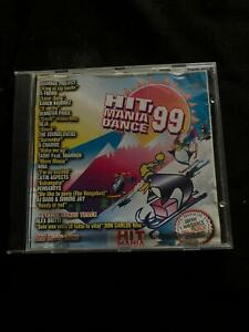 HIT MANIA DANCE 99 Compilation SPECIALE ALEX BRITTI CD