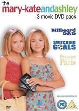 Mary-Kate & Ashley - BillBoard Dad, Switching Goals, Passport To Paris - Boxset