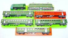 Kleinbahn HO 1:87 SBB FFS Re 6/6 11404 LOCOMOTIVE + 7x PASSENGER WAGON Set MIB!