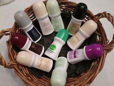 Lot of 10 Assorted AVON Women's Antiperspirant Roll On Deodorants ~ New