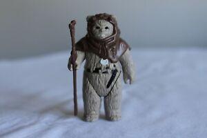Vintage Kenner LFL1983 Star Wars Chief Chirpa action figure