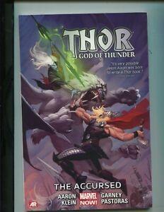 THOR: GOD OF THUNDER VOL.3--THE ACCURSED (VF) AARON!! KLEIN!! 2014