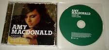 AMY MACDONALD : THIS IS THE LIFE  CD Album (2007) Ex/Mint.