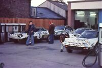 Photo Works + Chequered Flag Lancia Stratos & Beta Coupe 1975 Lombard RAC Rally