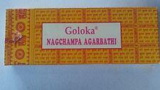 Goloka Nag Champa Incense Sticks-100 gram