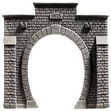 NOCH 48051 Spur TT, Tunnel-Portal, 1-gleisig, 10x10 cm #NEU in OVP##