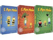 L'APE MAIA (21 DVD) 3 COFANETTI COLLEZIONE COMPLETA SERIE TV - BOX 01 + 02 + 03