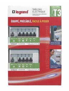 Tableau Electrique Legrand T3