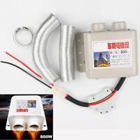 Universal 800W 12V Autoheizung Heizgerät Heizlüfter Standheizung Lüfter Schalter