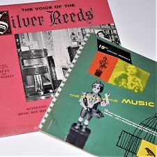 THE STORY OF THE MUSIC BOX & VOICE OF THE SILVER REEDS - 2 x Mechanical Music LP