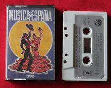 Musica de Espana, K7 audio / Audio tape