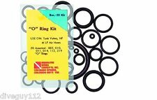 O-Ring Kit 20 Piece Repair Spare Replacement Scuba Diving RB0829