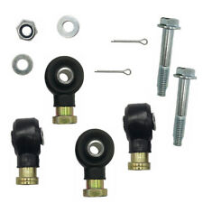 2 Sets Tie Rod End Kit For Polaris ATV Sportsman 500 4x4 1998-2005 Moulding Fine