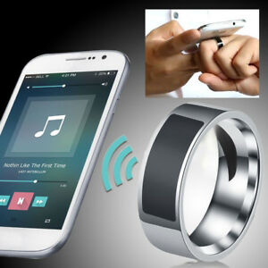 NFC Smart Wearable Ring New Technology For Windows Android Mobile Smart Phone