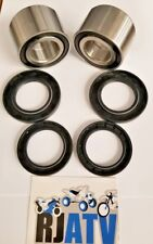Can-Am/Bombardier Quest 650 Std/XT 2002-2004 Both Front Wheel Bearings & Seals