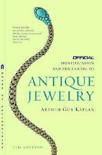 The Official Identification and Price Guide to Antique Jewelry (Offici-ExLibrary