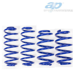 AP lowering springs for Mitsubishi Colt C50 FS65-006 40/40mm