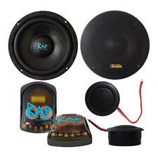 "SAVARD Speakers 10-200-Watt RAP 6.5""inch Component Set"