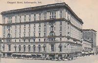 *LAM(T) Indianapolis, IN - Claypool Hotel - Exterior - Corner View
