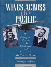 WINGS ACROSS THE PACIFIC by Terry Gwynn-Jones (1991, Hardcover)