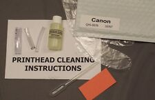 Canon QY6-0078, QY6 0078, QY60078 Printhead Cleaning Kit (Everything Incl.)1876T
