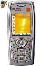 Téléphones mobiles barres gris