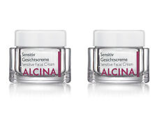 2 x Alcina Sensitiv Gesichtscreme 50 ml