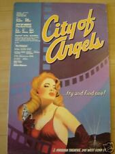 CITY OF ANGELS  BROADWAY POSTER